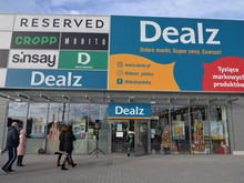 Poland: The Dealz chain counts up to 100… stores in Poland faster and faster