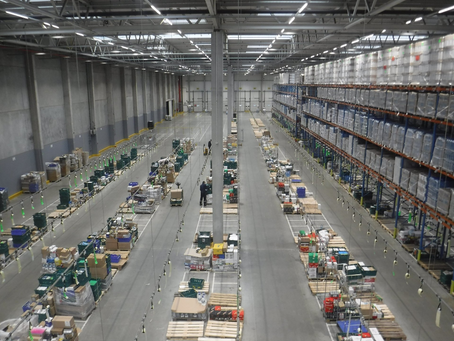 Poland: Netto is expanding its distribution network with a warehouse in Teresin