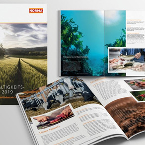 Germany: NORMA publishes its 5th sustainability report in a row