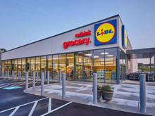 USA: Lidl opens its 100th overall location (6th in Georgia).