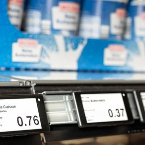 Germany: Discounters start introducing digital price tags
