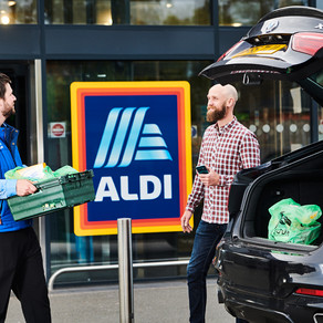 UK: Aldi doubles number of products available for home delivery