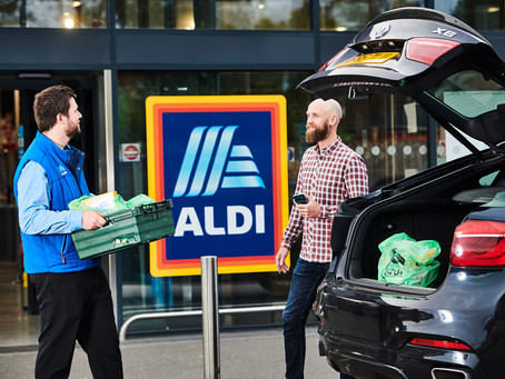 USA: Aldi is among the top retailers for delivery