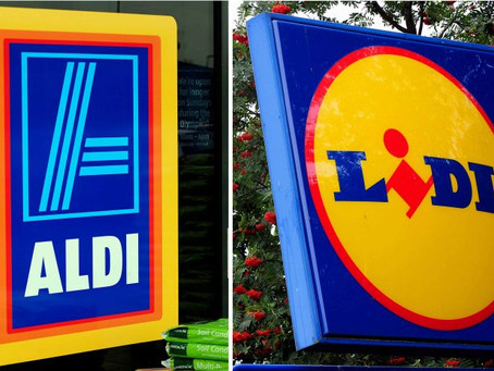 Research: Retail sector posts brand value growth, with Aldi and Lidl on top
