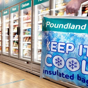 UK: Poundland rolls-out its chilled and frozen ranges with new acquisition of Fulton Foods