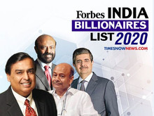 India: D-Mart owner second on Forbes India Billionaires list 2020