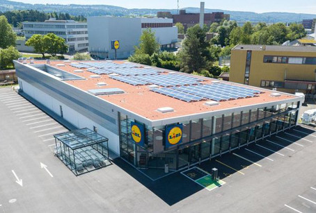 Switzerland: Lidl plans the branches of the future with Empa