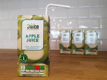 UK: Aldi swaps plastic straws for cardboard on all own private label drinks cartons