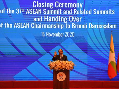 Asia: World's largest free trade zone established