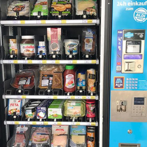 Reseach: How can brands and retailers utilise the reimagined vending machine?