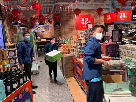 China: ALDI continues to support community