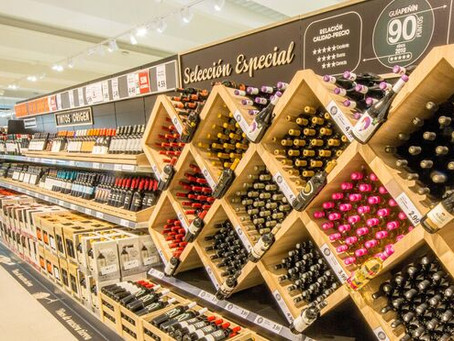 Spain: Lidl supermarkets sell more than 100 million in wine