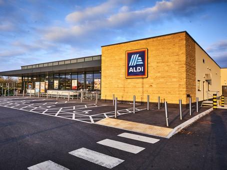 UK: Aldi adds doors to fridges to reduce energy consumption