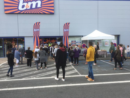 France: B&M opens its 102nd store