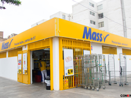 Peru: InRetail plans to open 450 Tiendas Mass stores in the next 3 years