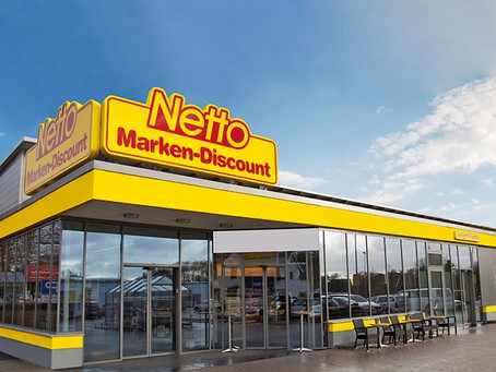 Germany: NETTO Marken-discount has most stores of all discounters