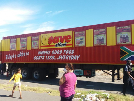 South Africa: Shoprite brings mobile shop to Ocean View