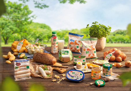 Germany: Lidl continues to expand its Bioland range and focuses on regional products