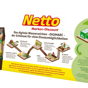 Germany: Netto wins Gold for its innovative Private Label brands packaging system