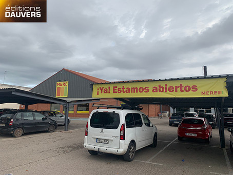 Spain: Store-check Mere (ultra-discount)