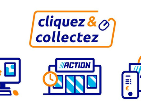 France: Non-food discounter Action tests click and collect