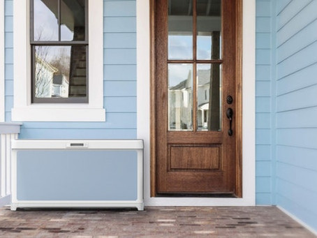 USA: Walmart is testing grocery deliveries in smart cool boxes on the doorstep