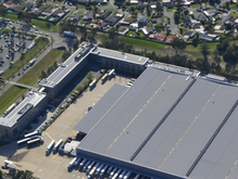 """Belgium: Aldi DC """"fourth most sustainable industrial building in the world"""""""