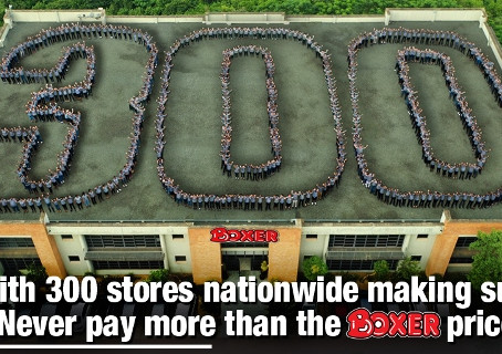 South Africa: Boxer reaches milestone with opening of 300th store