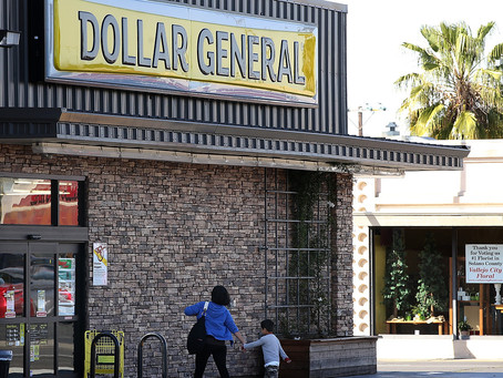 USA: Dollar stores are starting to offer fresh food