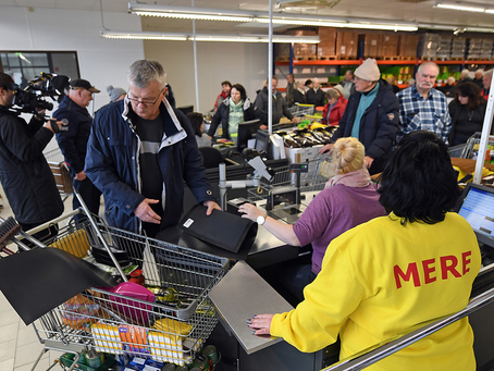 Russia: Russian Aldi: How Svetofor Store Owners Build a Retail Network in Europe