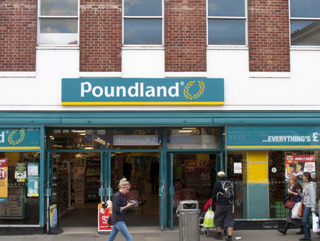 UK: Poundland saves 36% costs after renegotiating 180 leases