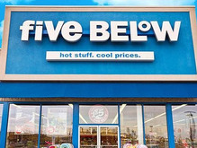 USA: Five Below to open 170 to 180 stores in 2021