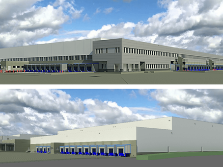 Spain: Aldi reinforces a new distribution center of 30,000 square meters