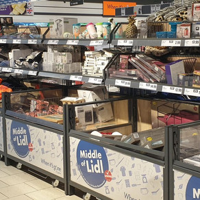 Europe: Aldi's and Lidl's promotional goods are stacking