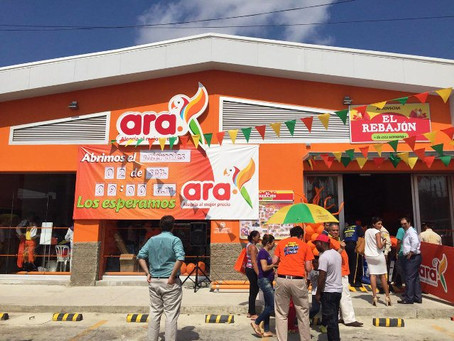 Colombia: Ara store sales grew by 24.4% in 2020
