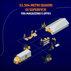 Italy: Second Aldi Distribution Center