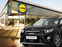 Germany: Lease cars at Lidl