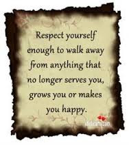 Respect Starts with the Self