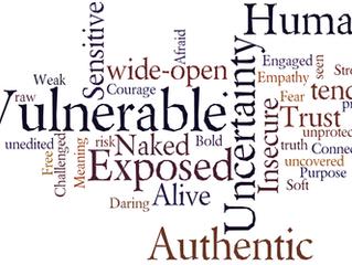 Vulnerability = Joy