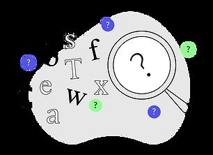 Resume formatting illustration