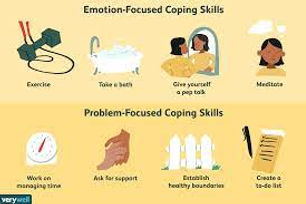 Effective coping strategies for Anxiety