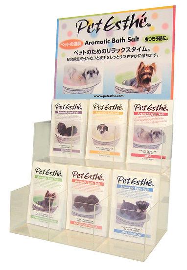 Ароматические соли для ванны PetEsthé 15г