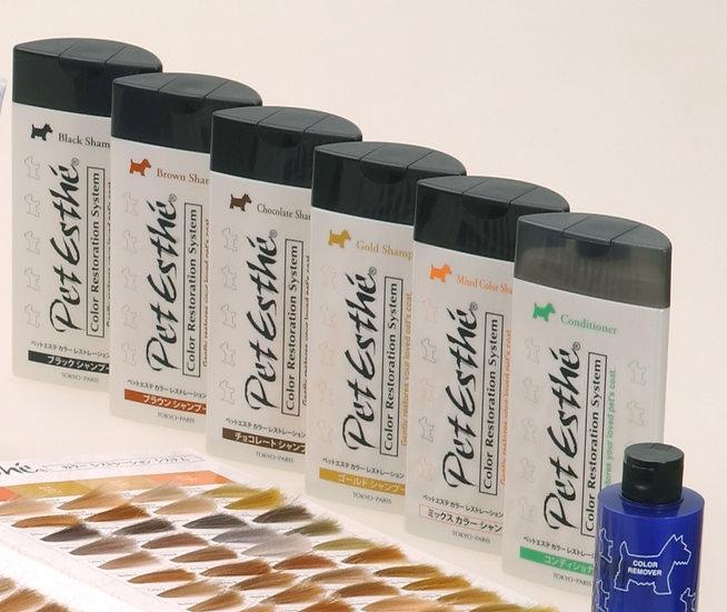 Кондиционер PetEsthé Color Restoration System