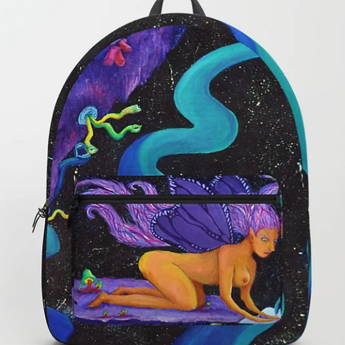 Worm Dance Back Pack