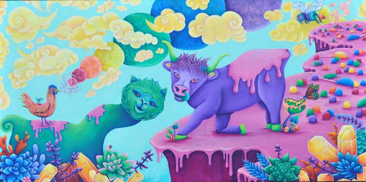 Cowlpaca Candyland