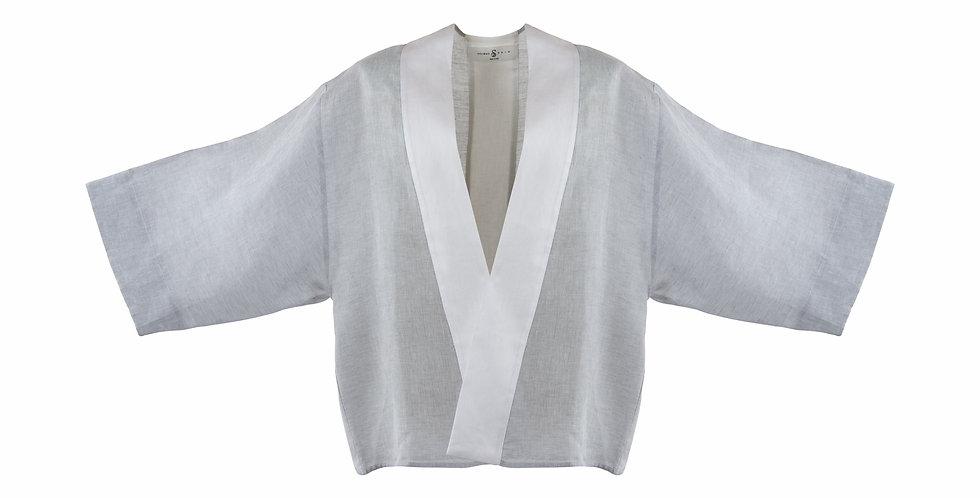 Eros  Gravity Gray & Splashed White