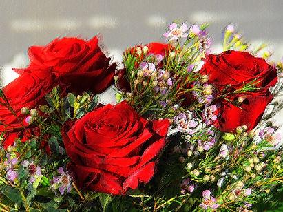 цветы день рождения