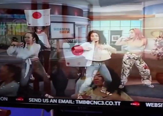 DANCERS SOCA IN JAPAN CNC3
