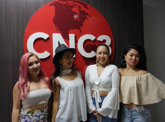 DANCERS SOCA IN JAPAN CNC3