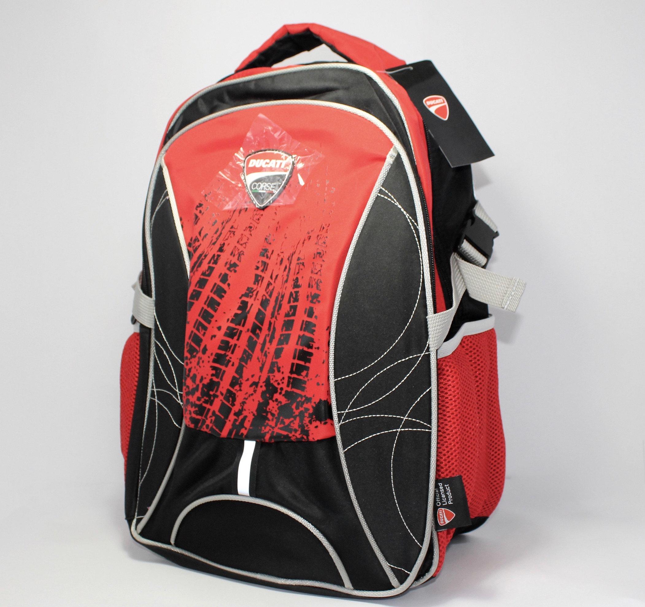 Boutique en ligne a569d 44ecb Mochila Ducati Roja con Negro